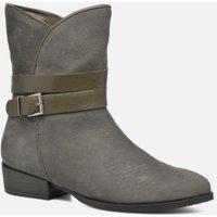 SALE -30 Softwaves - Bowie 03 - SALE Stiefeletten & Boots für Damen / grau