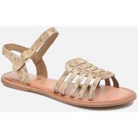 SALE -50 I Love Shoes - KEGLIT Leather - SALE Sandalen für Kinder / beige