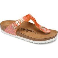 Birkenstock - Gizeh W - Sandalen für Damen / orange