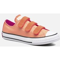 SALE -50 Converse - Chuck Taylor All Star 3V Ox - SALE Sneaker für Kinder / orange