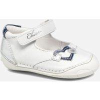 SALE -50 Chicco - Daria - SALE Ballerinas für Kinder / weiß