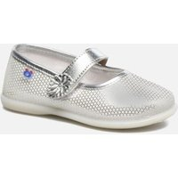 SALE -50 Osito by Conguitos - Alma - SALE Ballerinas für Kinder / silber