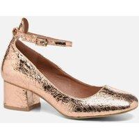SALE -10 I Love Shoes - CAMILLA - SALE Ballerinas für Damen / gold/bronze