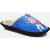 SALE -50 Yo-Kai Watch - Swan - SALE Hausschuhe für Kinder / blau