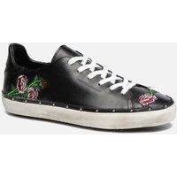 SALE -50 Rebecca Minkoff - Michell Flower Nappa - SALE Sneaker für Damen / schwarz