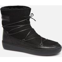 SALE -30 Moon Boot - Pulse low shearling - SALE Sportschuhe für Damen / schwarz
