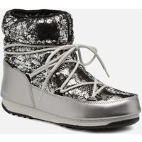 SALE -30 Moon Boot - low crackled - SALE Sportschuhe für Damen / silber