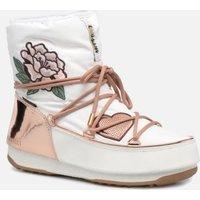 SALE -30 Moon Boot - Moon Boot Peace - SALE Stiefeletten & Boots für Damen / weiß