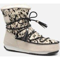 SALE -30 Moon Boot - Moon Boot Animal - SALE Stiefeletten & Boots für Damen / weiß