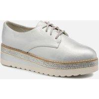 I Love Shoes - Thoussey - Schnürschuhe für Damen / silber