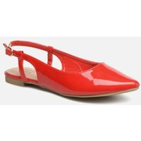 SALE -10 I Love Shoes - Belona - SALE Ballerinas für Damen / rot
