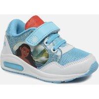 Vaiana - Suede - Sneaker für Kinder / blau