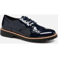 I Love Shoes - Gonely - Schnürschuhe für Damen / blau