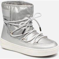 SALE -30 Moon Boot - Moon Boot Pulse JR Girl Nylon Plus WP - SALE Sportschuhe für Kinder / silber