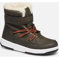 SALE -30 Moon Boot - Moon Boot W,E JR Boy Boot WP - SALE Sportschuhe für Kinder / grün