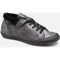 SALE -40 P-L-D-M By Palladium - Gaetane Crb - SALE Sneaker für Damen / silber