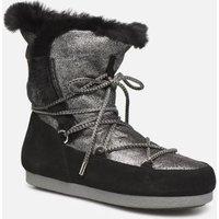 SALE -30 Moon Boot - Moon Boot Far Side HIigh Shearling - SALE Sportschuhe für Damen / silber