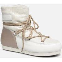 SALE -30 Moon Boot - Moon Boot Far Side Low Sh Pearl - SALE Sportschuhe für Damen / weiß