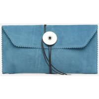 MM6 Martin Margiela - S54WF0017 - Portemonnaies & Clutches / blau