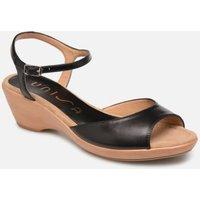 Unisa - ISMO - Sandalen für Damen / schwarz