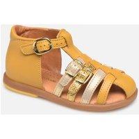 SALE -60 Babybotte - Twix - SALE Sandalen für Kinder / gelb