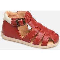SALE -60 Babybotte - Gimmy - SALE Sandalen für Kinder / rot