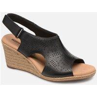 Clarks - LAFLEY ROSEN - Sandalen für Damen / schwarz