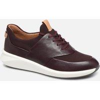 Clarks Unstructured - UN RIO LACE - Sneaker für Damen / weinrot