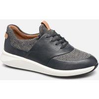 SALE -50 Clarks Unstructured - UN RIO LACE - SALE Sneaker für Damen / grau