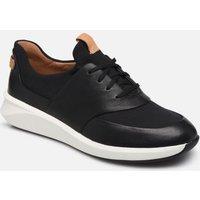 Clarks Unstructured - UN RIO LACE - Sneaker für Damen / schwarz