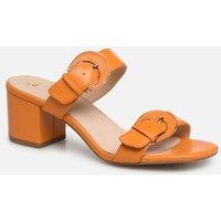 E8 by Miista - ANA - Clogs & Pantoletten für Damen / orange