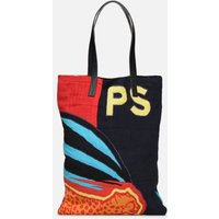 SALE -40 PS Paul Smith - TOTE BAG CHEETAH FLAG - SALE Herrentaschen / mehrfarbig