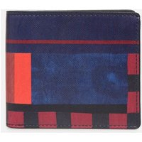 SALE -40 PS Paul Smith - MEN WALLET BFOLDCOIN FLAG - SALE Portemonnaies & Clutches / mehrfarbig