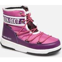 SALE -30 Moon Boot - Moon Boot JR Boy Mid WP - SALE Sportschuhe für Kinder / lila
