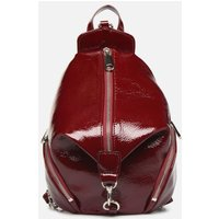 SALE -50 Rebecca Minkoff - CONVERTIBLE MINI JULIAN BACKPACK NAPLACK - SALE Rucksäcke / weinrot