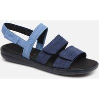 Geox - D JEARL SAND D D92DR - Sandalen für Damen / blau