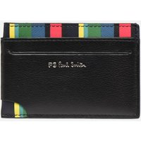 PS Paul Smith - Ps Cc Holder - Portemonnaies & Clutches / schwarz