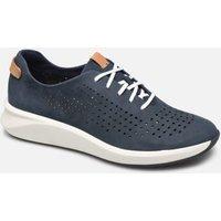 Clarks Unstructured - Un Rio Tie - Sneaker für Damen / blau