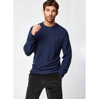 Kleding Merino Crewneck Sweater Blauw Dockers Beschikbaar in XL