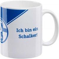 Kaffeebecher Ich bin ein Schalker