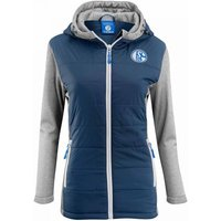 FleeceJacke Padded Damen