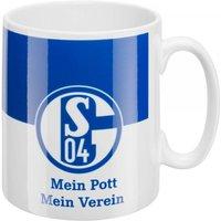 Kaffeebecher Mein Pott Mein Verein