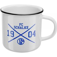 Kaffeebecher Cross