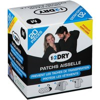 1-2DRY Patches Aiselle Dark Medium P2-BX-MD