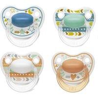 bibi® Happiness Nuggi Dental Silikonsauger 6-16 Monate
