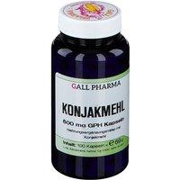 Hecht Konjakmehl 600 mg