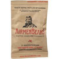 Airmenbeans Kaffee-Guarana Pastillen