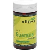 allcura Guarana Tabletten