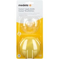 medela Contact™ Brusthütchen, Gr. M 20 mm 2 St.