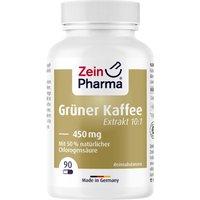 Grüner Kaffee Kapseln 450 mg Extrakt ZeinPharma
